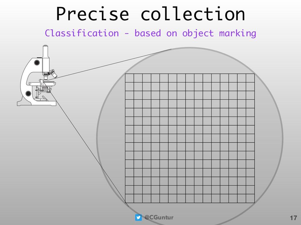 @CGuntur Precise collection 17 Classification -...