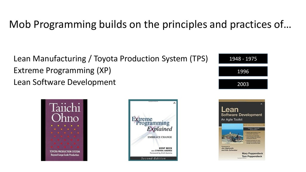 Lean Manufacturing / Toyota Production System (...