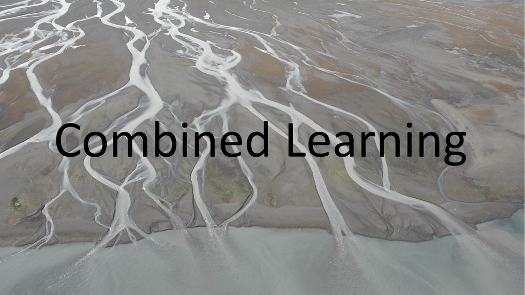 Combined Learning