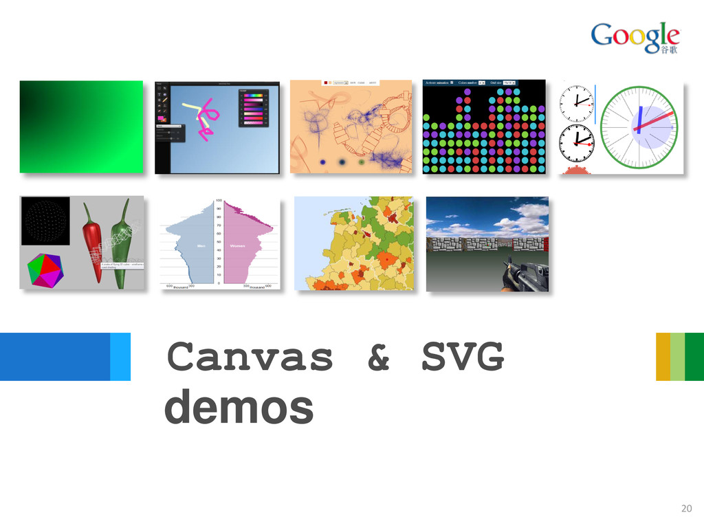 Canvas & SVG demos 20