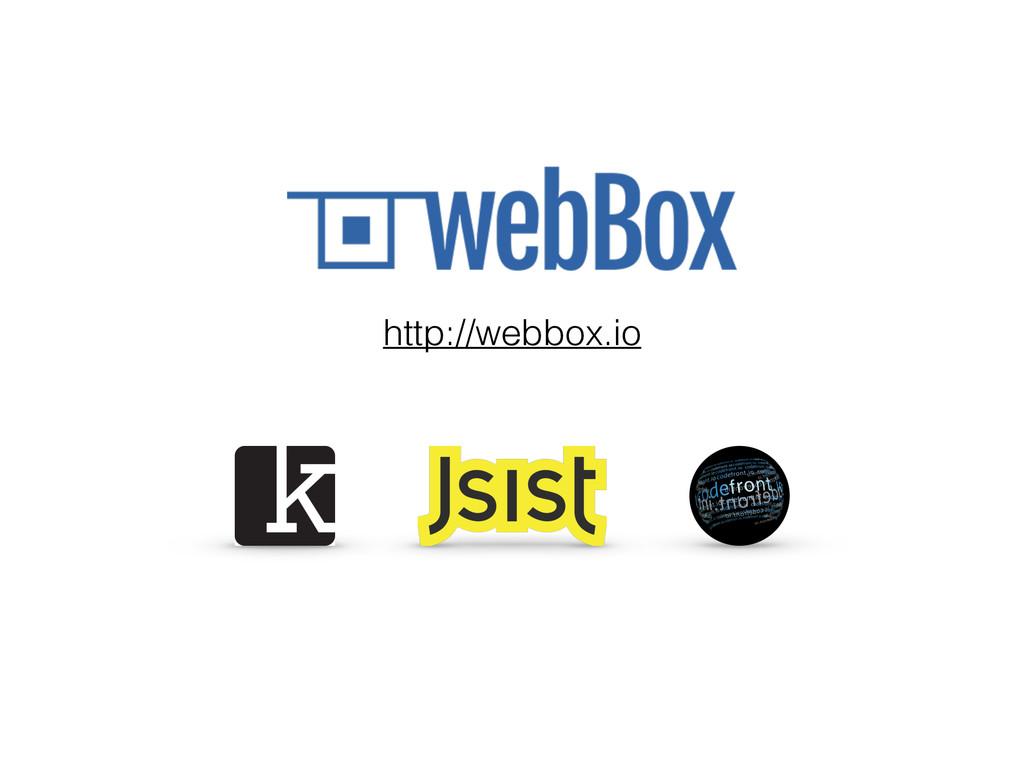 http://webbox.io