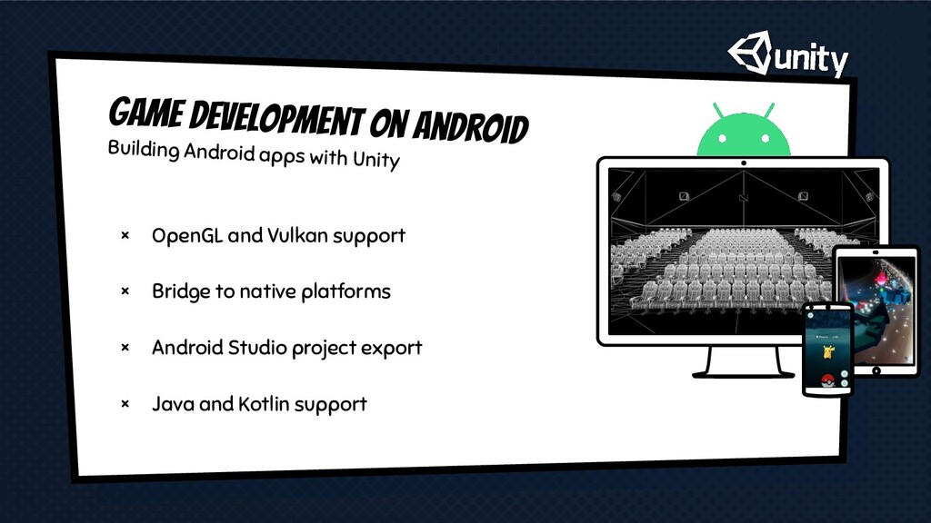 × OpenGL and Vulkan support × Bridge to native ...