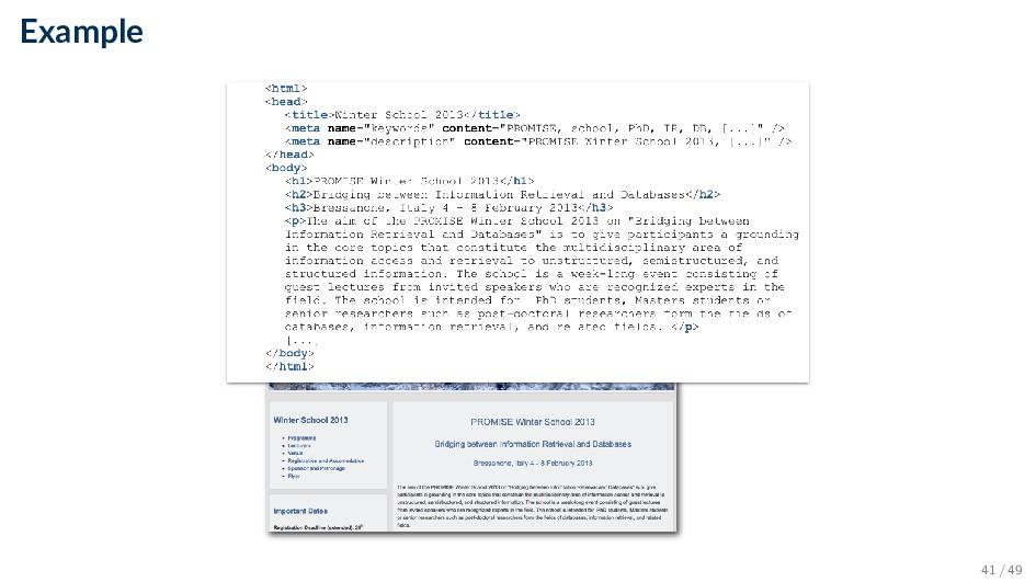 Example 41 / 49