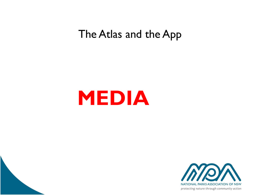 The Atlas and the App MEDIA
