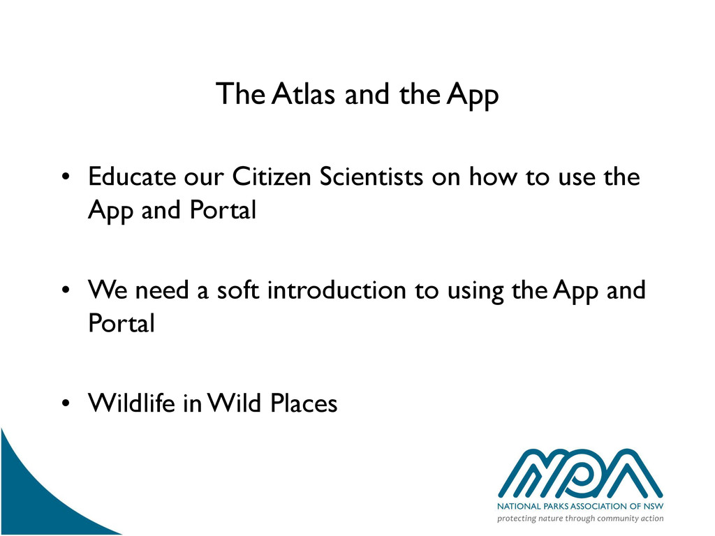 The Atlas and the App • Educate our Citizen Sci...