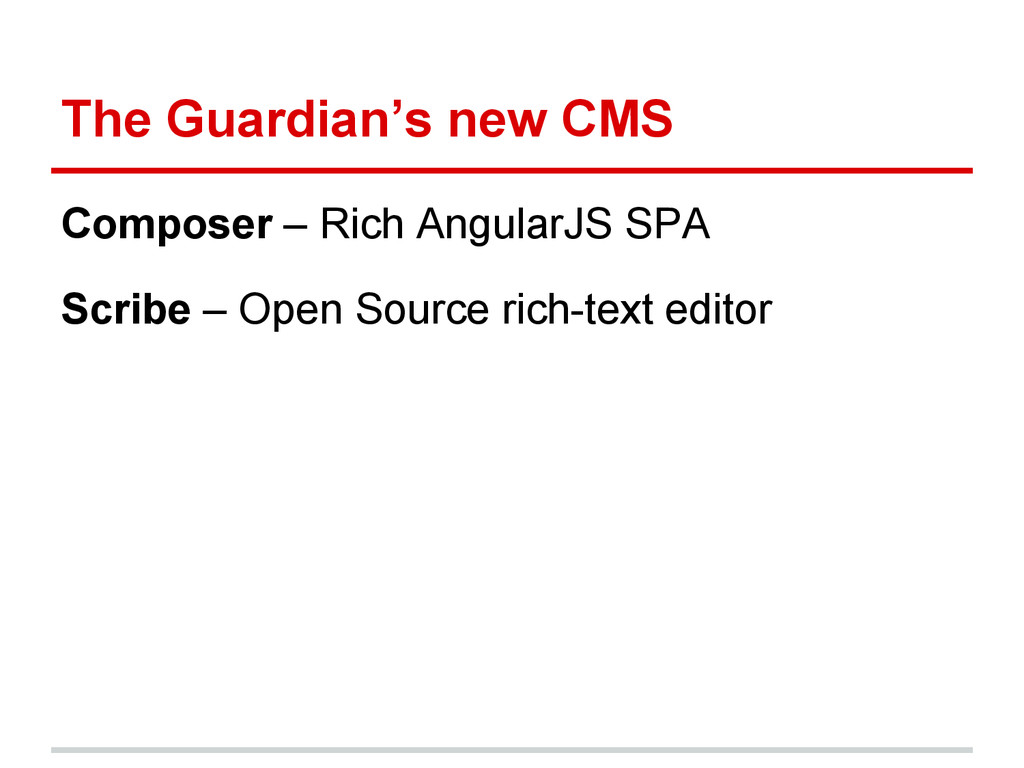 The Guardian's new CMS Composer – Rich AngularJ...