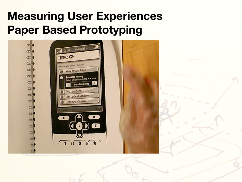 Measuring User Experiences Paper Based Prototyp...