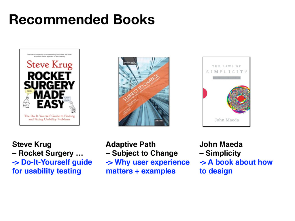 John Maeda – Simplicity -> A book about how to ...