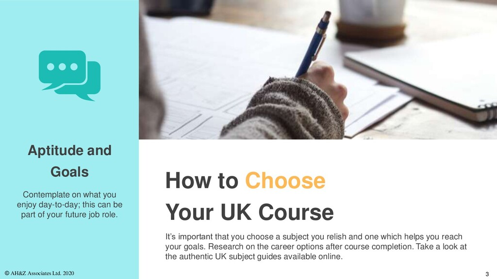 How to Choose Your UK Course It's important tha...