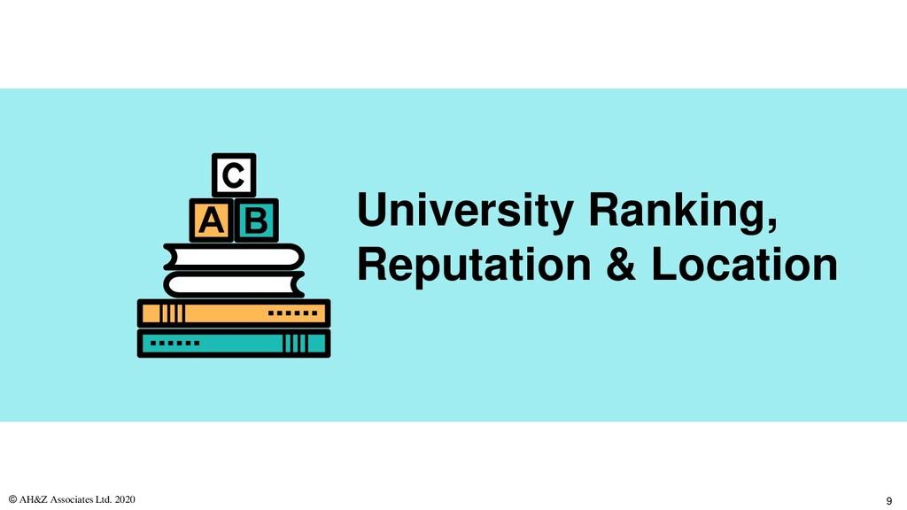 D D University Ranking, Reputation & Location ©...