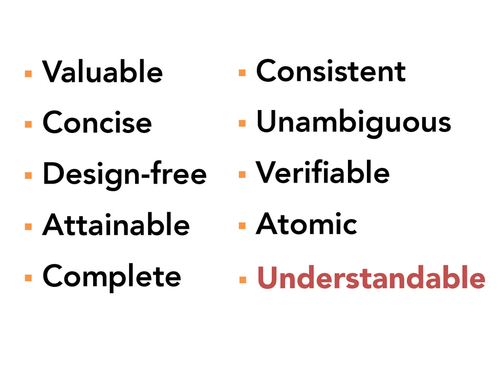 § Valuable  § Concise  § Design-free  ...