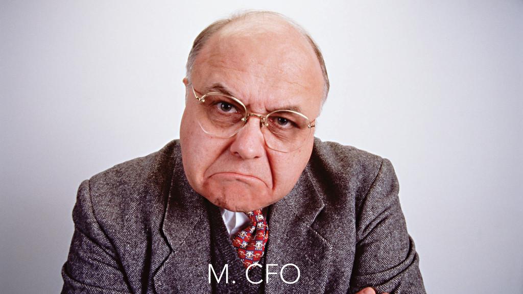 M. CFO