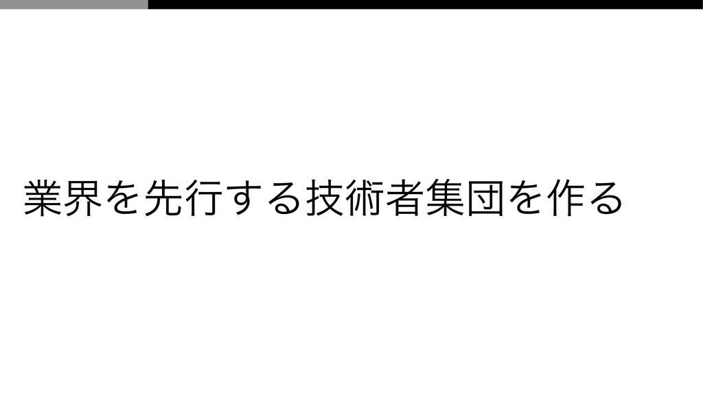 ۀքΛઌߦ͢Δٕज़ऀूஂΛ࡞Δ
