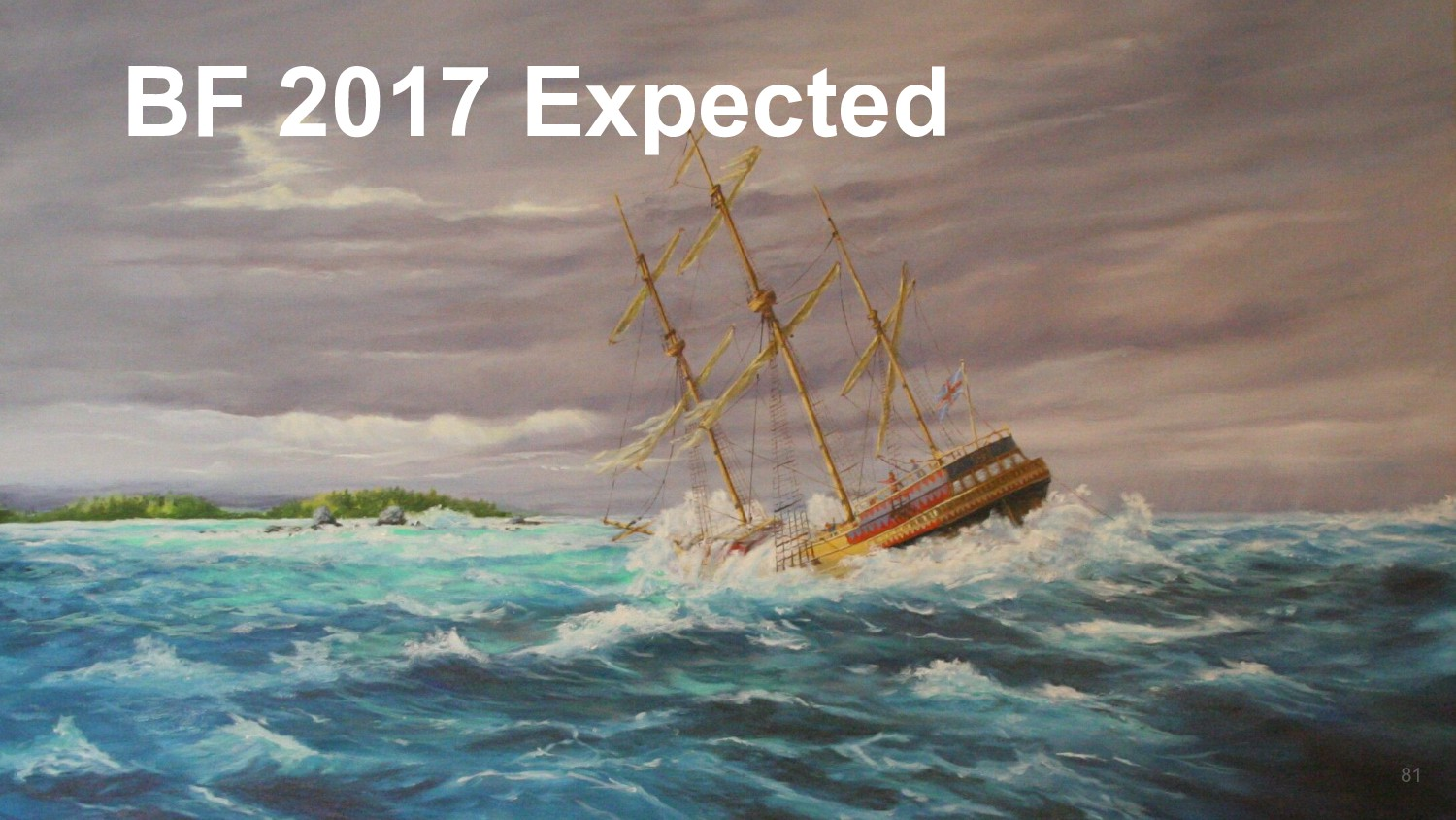 BF 2017 Expected 81