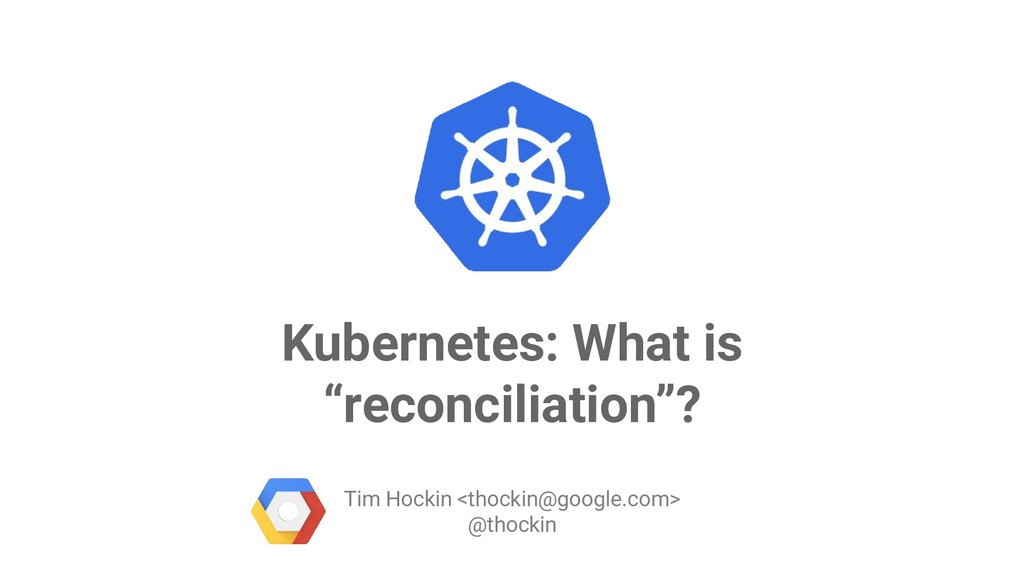 "Google Cloud Platform Kubernetes: What is ""reco..."