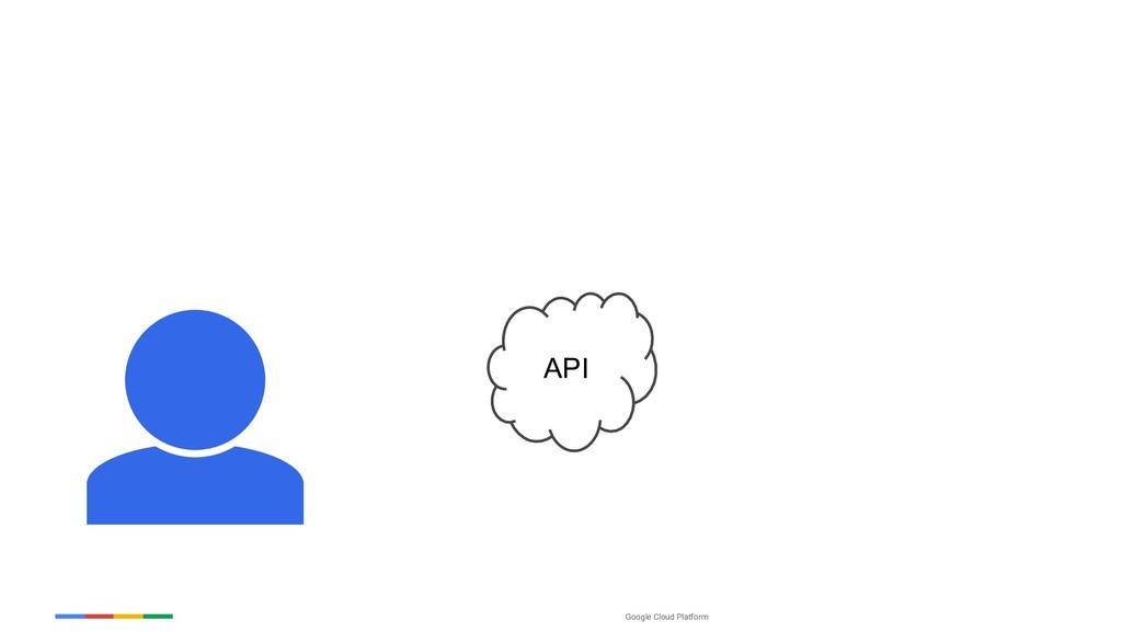 Google Cloud Platform API