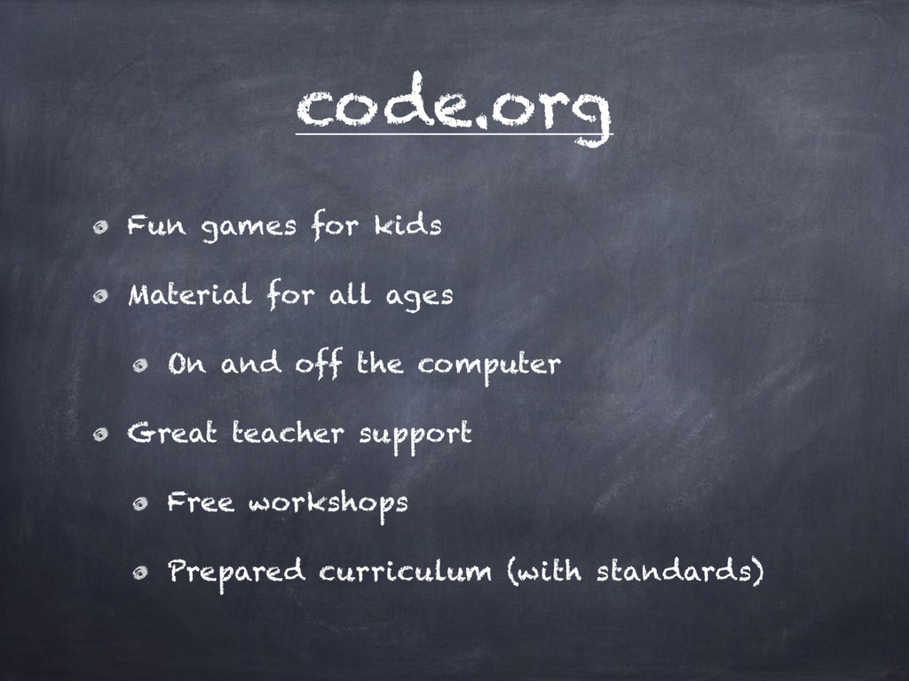 code.org Fun games for kids Material for all ag...