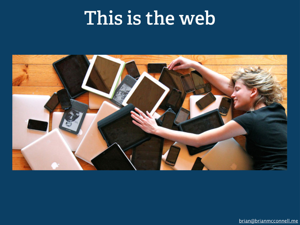 brian@brianmcconnell.me This is the web