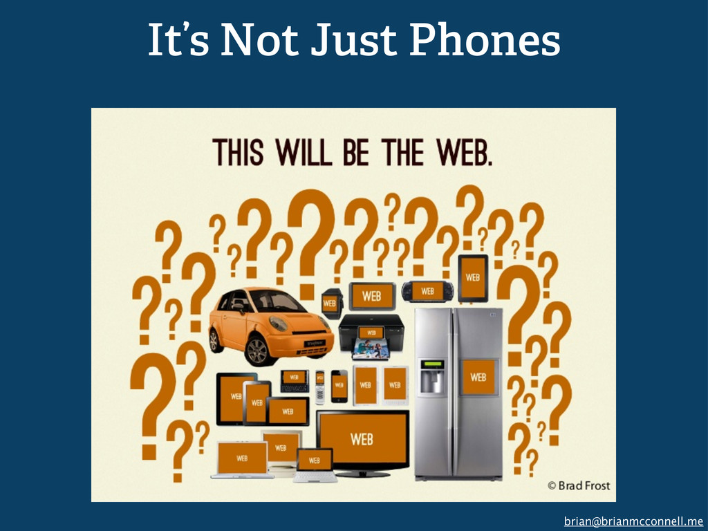 brian@brianmcconnell.me It's Not Just Phones