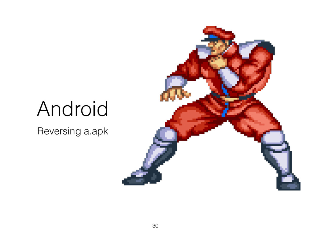 Android Reversing a.apk 30