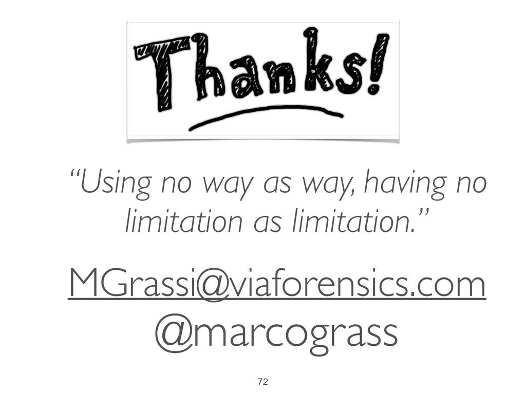 """72 @marcograss MGrassi@viaforensics.com """"Using ..."""