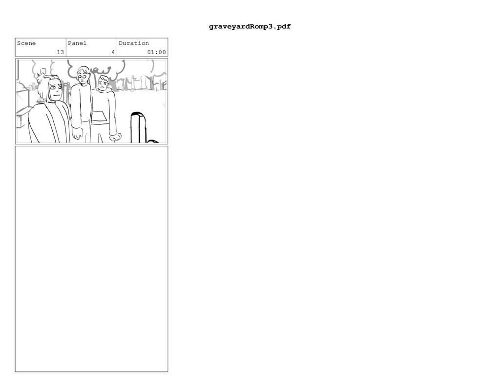 Scene 13 Panel 4 Duration 01:00 graveyardRomp3....