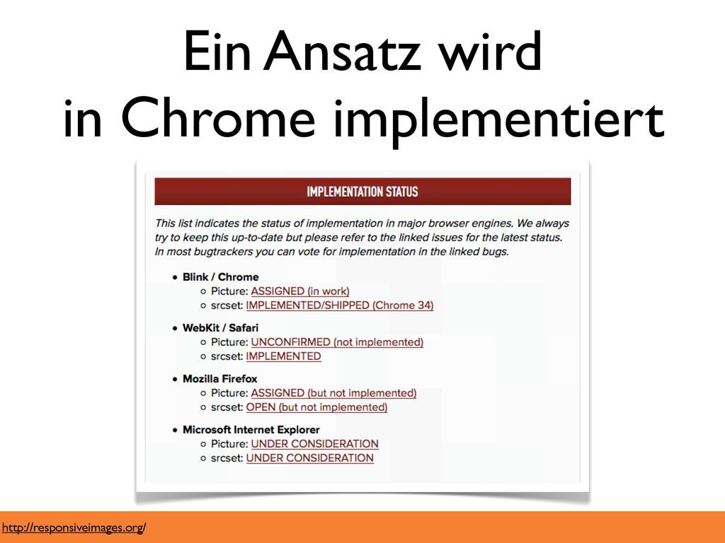 http://responsiveimages.org/ Ein Ansatz wird in...