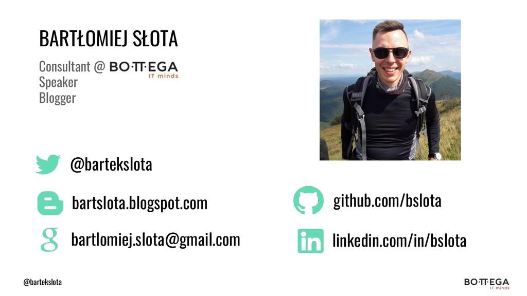 @bartekslota @bartekslota bartslota.blogspot.co...