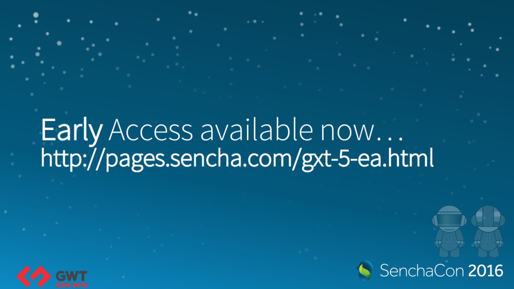 Early Access available now… http://pages.sencha...