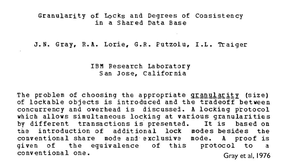 Gray et al, 1976