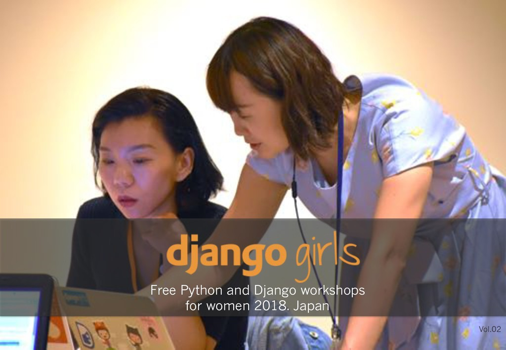 Free Python and Django workshops for women 2018...