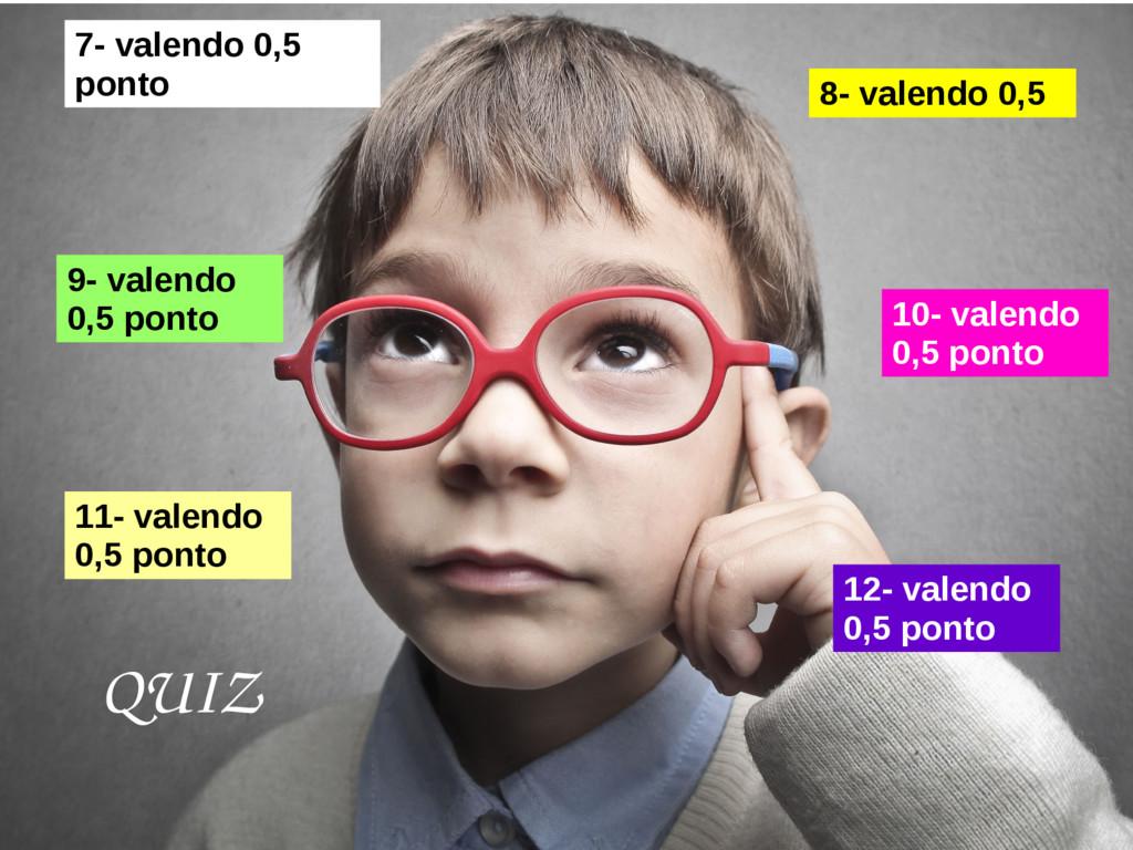 EEEFM João Úrsulo 7- valendo 0,5 ponto 8- valen...