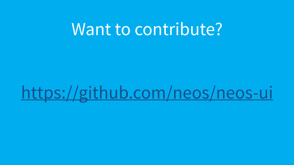 https://github.com/neos/neos-ui Want to contrib...