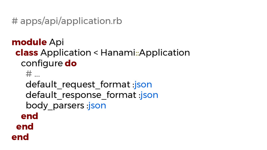 # apps/api/application.rb module Api class Appl...