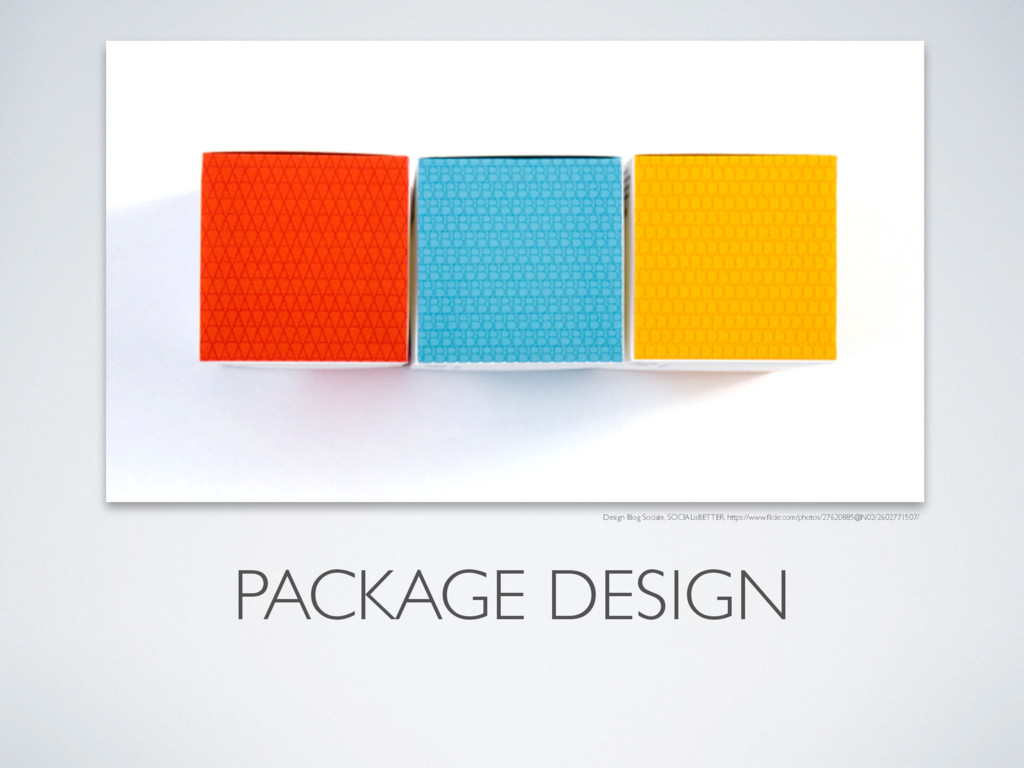PACKAGE DESIGN Design Blog Sociale, SOCIALisBET...