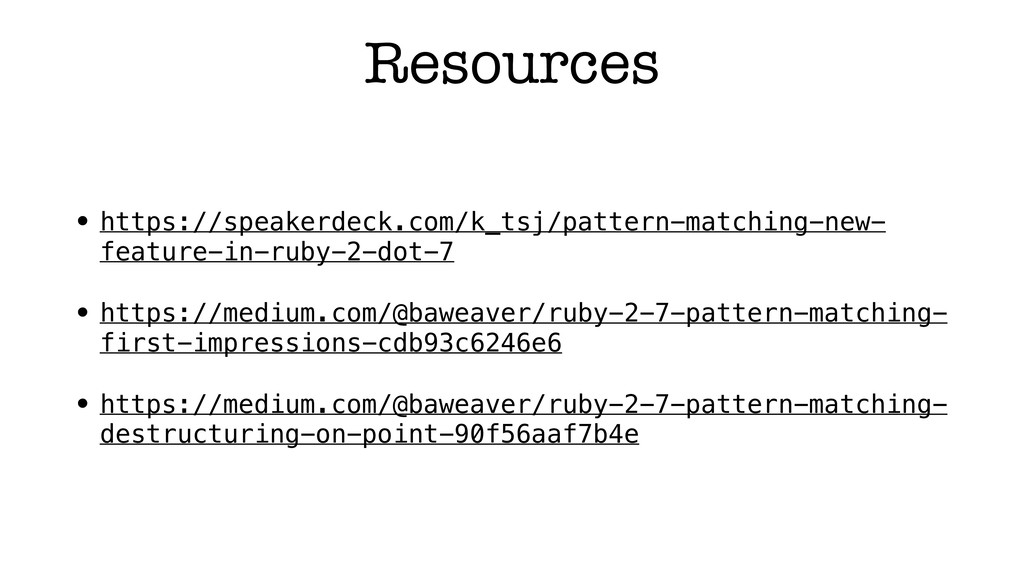 Resources • https://speakerdeck.com/k_tsj/patte...