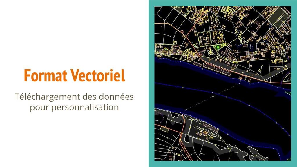 Format Vectoriel Téléchargement des données pou...