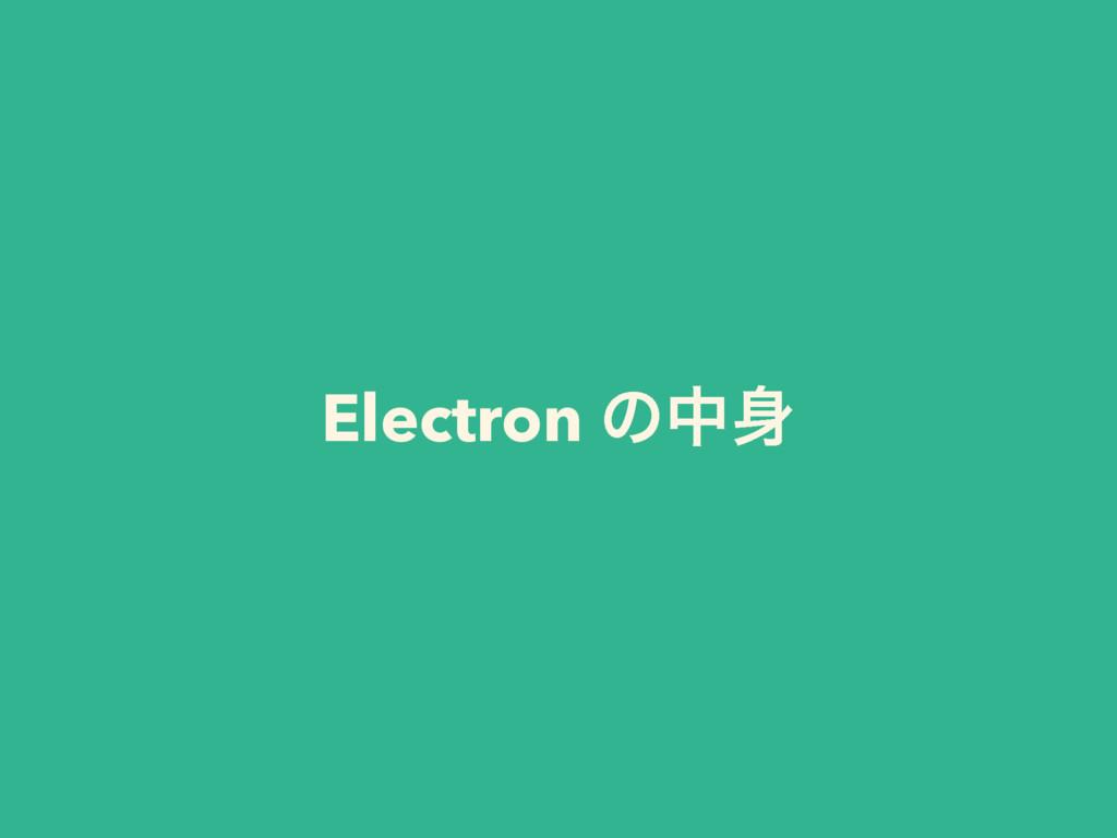 Electron ͷத