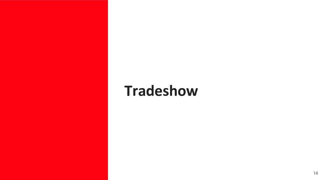 Tradeshow 14