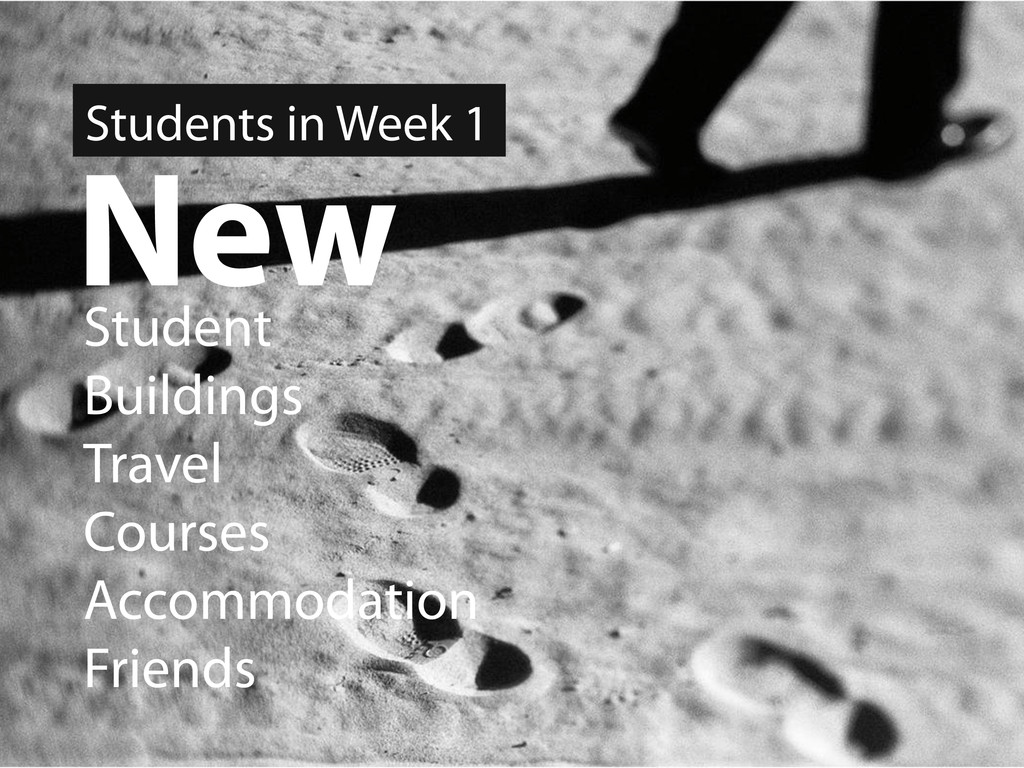Student Buildings Travel Courses Accommodation ...