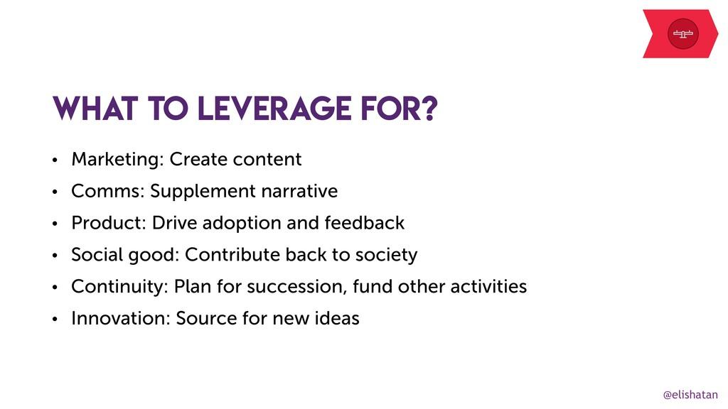 @elishatan • Marketing: Create content • Comms:...