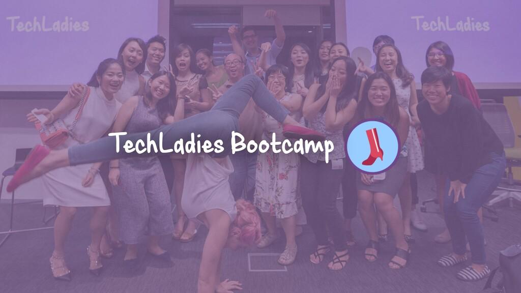 @elishatan TechLadies Bootcamp