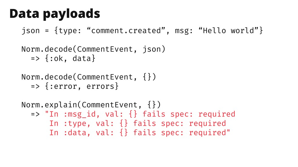 "json = {type: ""comment.created"", msg: ""Hello wo..."