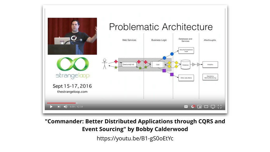 """Commander: Better Distributed Applications thr..."