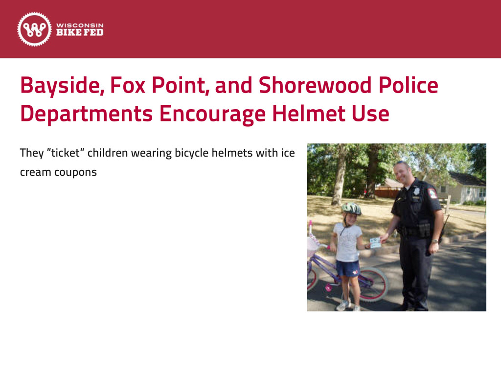 Bayside, Fox Point, and Shorewood Police Depart...