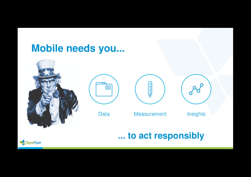 Measurement Data Insights Mobile needs you... ....