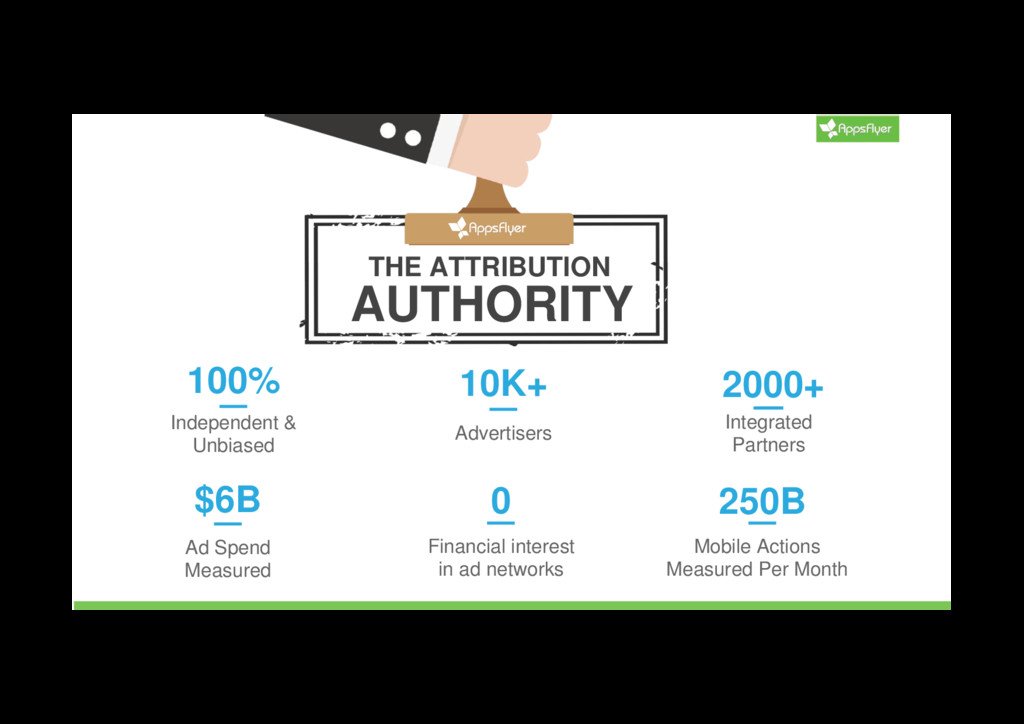 THE ATTRIBUTION AUTHORITY 100% Independent & Un...