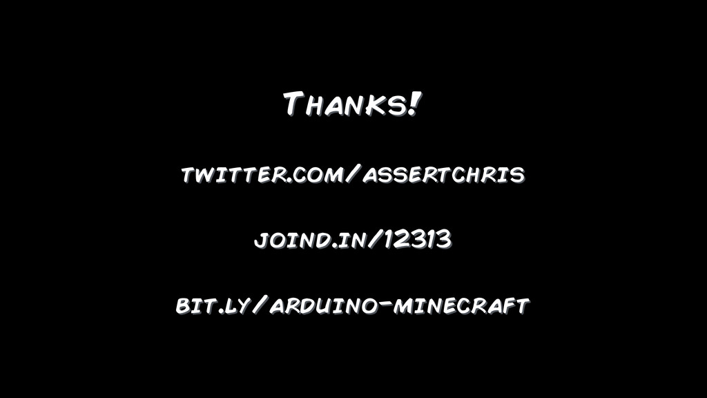 Thanks! twitter.com/assertchris joind.in/12313 ...