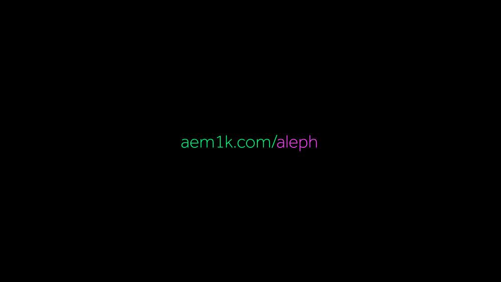 aem1k.com/aleph