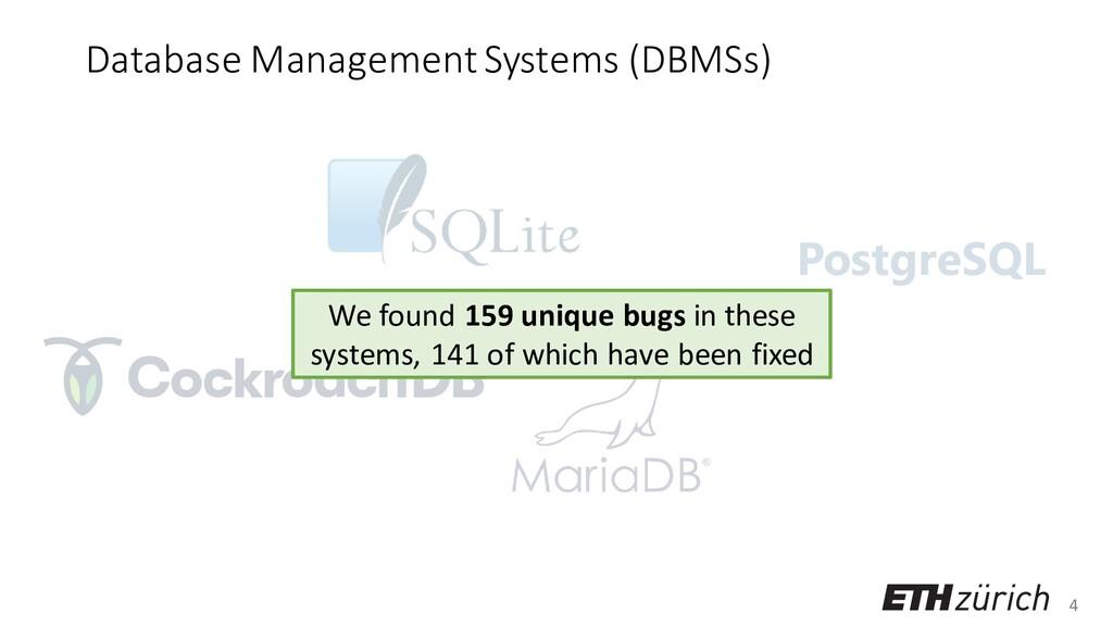 4 PostgreSQL Database Management Systems (DBMSs...